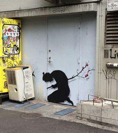 Asia's Social And Political Issues Through The Eyes Of Pejac | Bored Panda http://restreet.altervista.org/la-street-art-minimalista-di-pejac/