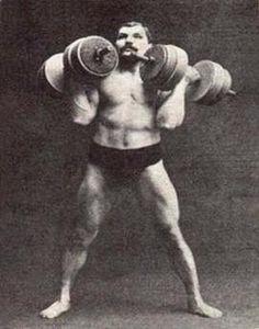 Original ironman.