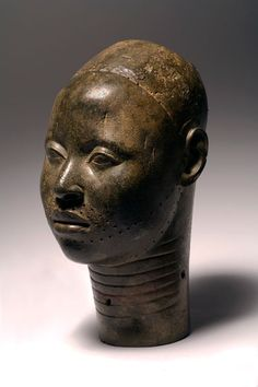 Head Wunmonije Compound, Ife 14th-early 15th century C.E. Copyright National Commission for Museums and Monuments, Nigeria, 92.2.17