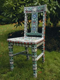 Not just another Mosaic chair