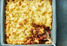 Save time by preparing pasta bakes ahead so dinner is ready when you are! How To Prepare Pasta, How To Cook Pasta, Beef Mac And Cheese, Macaroni And Cheese, Mince Recipes, Baking Recipes, Elbow Pasta, Pasta Dinners, Beef Casserole
