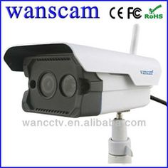 Wanscam-JW0007 P2P Network Wireless Supervision Camera Outdoor IP Wifi Surveillance Camera Digital
