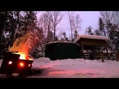 Go Glamping this Winter in a Yurt at MacGregor Point Provincial Park! Winter Camping, Winter Fun, Camping Spots, Camping Stuff, Camping Ideas, Great Places, Places To Visit, Outdoor Skating, Go Glamping