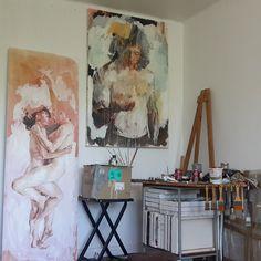 Studio, Painting, Instagram, Art, Art Background, Painting Art, Kunst, Studios, Paintings