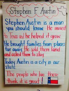 Stephen F. Austin poem