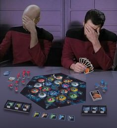 "Star Trek/Settlers of Catan sets phasers to ""SHEEP!"""