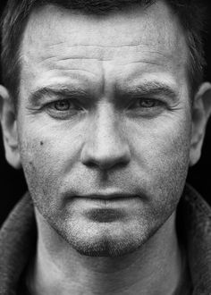 Ewan McGregor, photographed by Cyrill Matter for Bloomberg Pursuits, fall 2016.