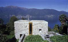 House in Scaiano: Wespi de Meuron