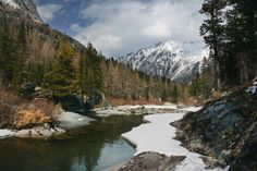 Altai Mountains: mountains of gold foot something website
