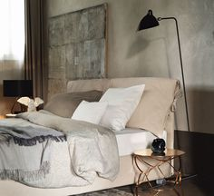 Since the beginning Nathalie, the pioneer of all textile beds, has ...