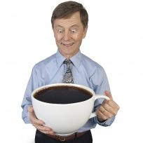 Worlds Largest Coffee Cup Giant Gag Gift Mug