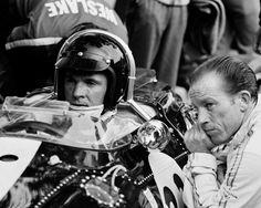 Monte Carlo, Monaco GP, Dan Gurney and Richie Ginther Best Racing Cars, F1 Racing, Racing Team, Road Racing, Race Cars, Lorenzo Bandini, Dan Gurney, Dry Sand, Gilles Villeneuve