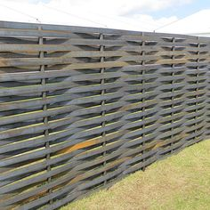 STEELSCAPES WOVEN STEEL FENCING