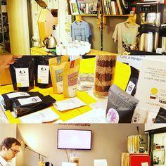 Qui a #CoffeeTrainingAcademy è tutto pronto!! Free Cupping ore 10. #coffeepassion #coffee #verona #barista