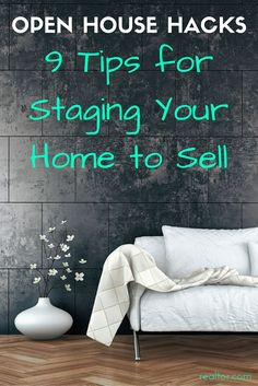 Here are 9 little #staging #hacks that have a great impact for minimal effort.  I am happy to answer all your real estate questions at our Coldwell Banker Office. Contact Connie Manzano at 623.606.8960
