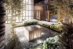 Congratulations to our #client 540West, featured in today's New York Post luxury Alexa insert on amazing interior landscaped courtyards. #HellsKitchen #NewDevelopments #NYC #Landscape