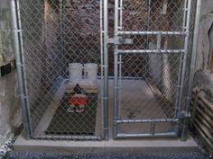 Replica of a Guantanamo Bay prison cell (cc bikesandwich)