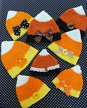 This set is adorable and so much fun to design! This is designed for a little girl, or a little boy. I love the texture on this design. It coordinates with my Country Pumpkin, and Country Apple Patterns.
