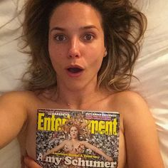 Pin for Later: The 47 Hottest Female Celebrity Selfies of 2015 Sophia Bush