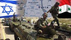 Το Ισραήλ βομβαρδίζει την Συρία και βοηθά τους ισλαμοσυμμορίτες. Περισσότερα εδώ: http://elldiktyo.blogspot.com/2014/12/islamiko.kratos.html