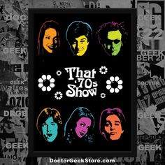 Poster - That 70S Show