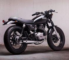 On BikeBound.com: Yamaha SR250 #caferacer by @jadusmotorcycleparts. http://ift.tt/2rZUns9