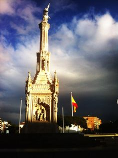 Plaza Colon MADRID (Spain)