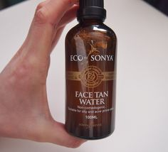 Eco by Sonya Face Tan Water