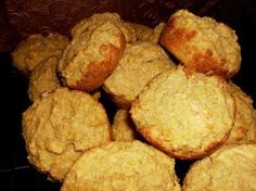 This is my modification of Recipe #121853 (which I love). Since the muffins taste so much like cornbread, I decided to make a version that actually have corn meal. I also use whole wheat flour and flaxseed meal to make them even healthier.
