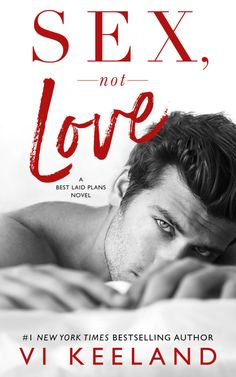 We are thrilled to bring you the next standalone novel from #1 New York Times Bestselling Author, Vi Keeland. SEX, NOT LOVE will release on January 15th, 2018 Synopsis: My relationship with Hunter …