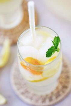 Coconut Water Lemona