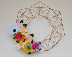 Top 10 DIY Creative Home Decor Inspired by Geometry - Top Inspired