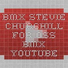 BMX - Stevie Churchill for OSS BMX - YouTube