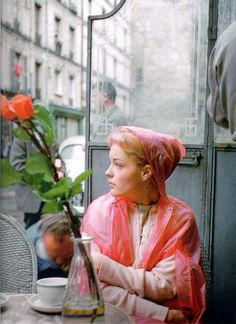 Romy in Paris