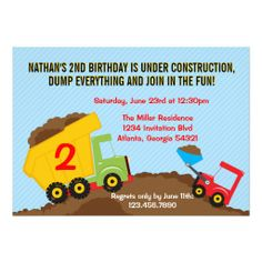 >>>Cheap Price Guarantee          	Dump Truck Construction Boy Birthday Party Custom Announcement           	Dump Truck Construction Boy Birthday Party Custom Announcement in each seller & make purchase online for cheap. Choose the best price and best promotion as you thing Secure Checkout you c...Cleck Hot Deals >>> http://www.zazzle.com/dump_truck_construction_boy_birthday_party_invitation-161881265314478424?rf=238627982471231924&zbar=1&tc=terrest