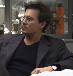 Johnny Depp - Transcendence