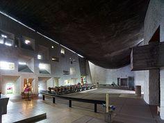 Le Corbusier — Chapelle Notre Dame du Haut - Divisare by ...