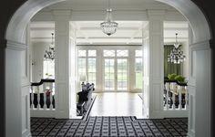 doorway/column trim