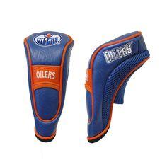 Edmonton Oilers NHL Hybrid/Utility Headcover