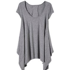 Cute top for leggings or post-workout