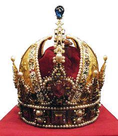 Coroa Imperial da Áustria