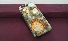 Check out this item in my Etsy shop https://www.etsy.com/listing/224380245/iphone-6-seashell-phone-casebeach-phone