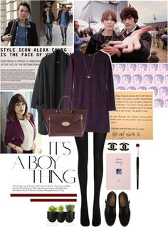 """""""It's A Boy Thing"""" by bittersweet89 on Polyvore"""