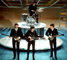 PAUL ON THE RUN: Library music service hopes to get the Beatles
