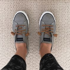Shoes can really make or break an outfit. But they can also get pretty expensive. Put your money into a few pairs that are versatile and comfortable. Sperry Sneakers, Sperry Top Sider Shoes, Sperry Shoes, Shoes Sneakers, Sock Shoes, Cute Shoes, Me Too Shoes, Shoe Boots, Shoe Bag