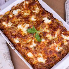 Chicken Pumpkin and Ricotta Lasagna - Cafe Delites-3