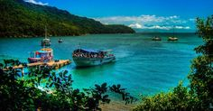 Costa Verde é eleita a melhor região brasileira para visitar em 2016(sul do RJ)