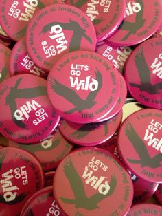 These lets go wild #buttonbadges are amazing! Order your #pinbadges at www.badgeboy.co.uk for the perfect #celebration Personalised Badges, Personalized Buttons, Button Badge, Pin Badges, Kite, Letting Go, Celebration, Let It Be, Amazing