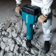 Just what you need for breaking-up heavy concrete... hire a concrete breaker tool in #Sheffield from http://www.sheffieldtoolhire.co.uk/concrete-breaker-hire-sheffield.html