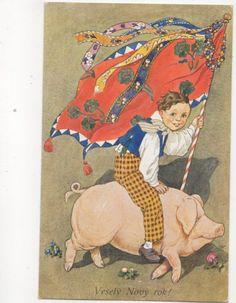 Vesely Novy Rok 1926